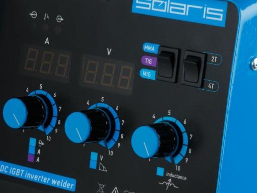 полуавтомат сварочный Solaris